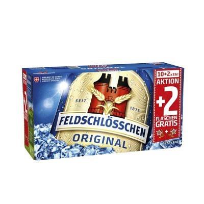 Feldschlösschen Original EW 33 cl + 2  F..