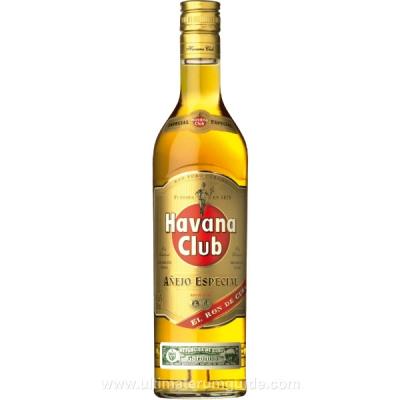 Havana Club Rum Anejo Bianco 70 cl El Ro..