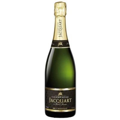 Champagne Jacquart Brut Mosaique 37,5
