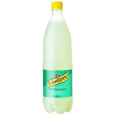Schweppes Bitter Lemon EW 100 cl