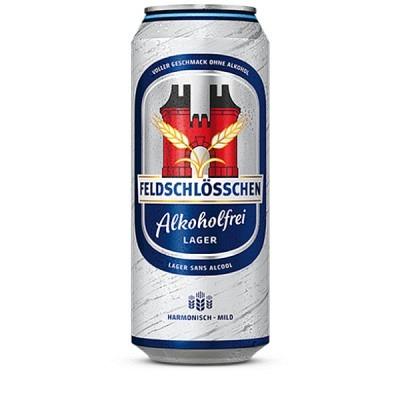 Feldschlösschen Alkoholfrei Dosen 50 cl