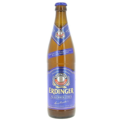 Erdinger Weissbier Alkoholfrei MW 50 cl