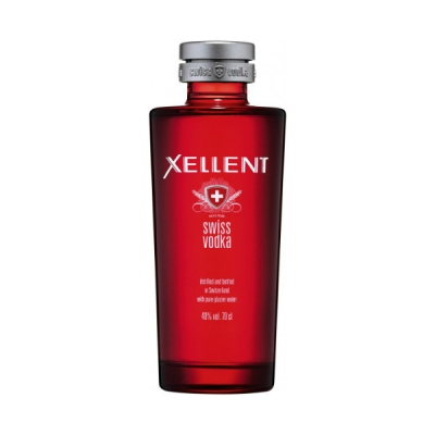 Xellent Swiss Vodka 70 cl