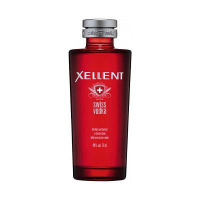 Xellent Swiss Vodka 70 cl