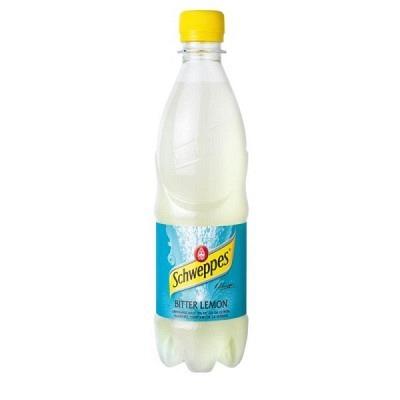 Schweppes Bitter Lemon EW 4x6x50 cl