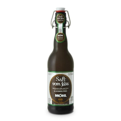 Möhl Saft alkoholfrei trüb MW 50 cl