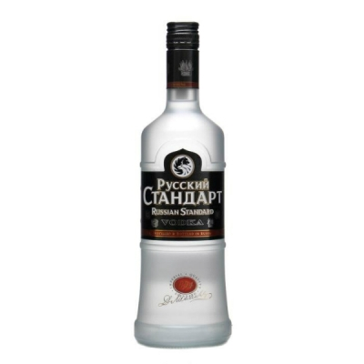 Pyccknn 70 cl Russischer -Vodka