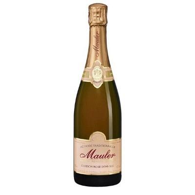 Mauler Cordon Or Demi-sec Rosé 75 cl