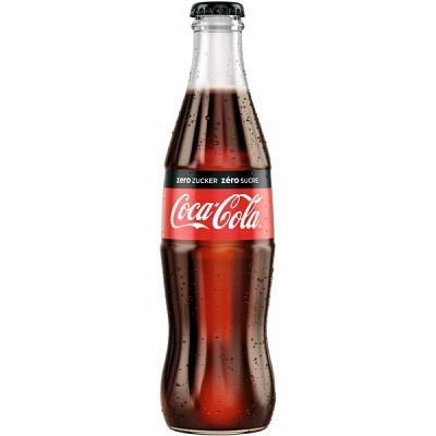 Coca-Cola zero MW 33 cl
