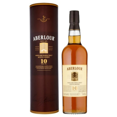 Aberlour S. Malt Whiskey 10 years 70cl