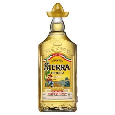 Tequila Gold Sierra 70 cl