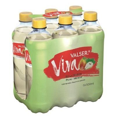 Valser Viva Birne & Melisse EW 6x50 cl