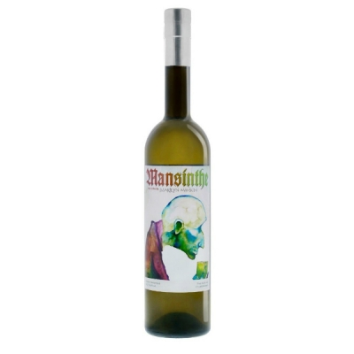 Mansinthe by Marilyn Manson Absinthe 70 cl
