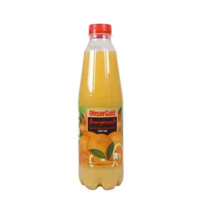 Weser Gold Orangensaft EW 100 cl
