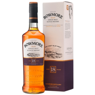 Bowmore 18 years 70 cl