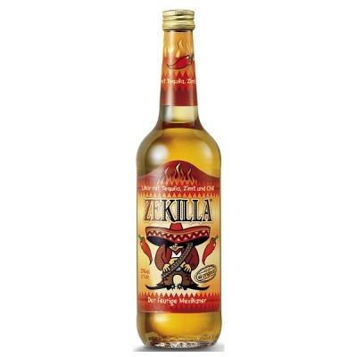 Zekilla 70 cl Zimtlikör Tequila 70 cl