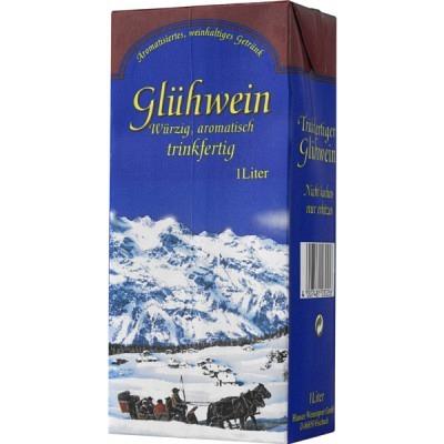 Glühwein trinkfertig 100 cl Würzig und a..