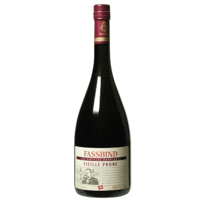 Fassbind Vieille Barrique Prune 70 cl