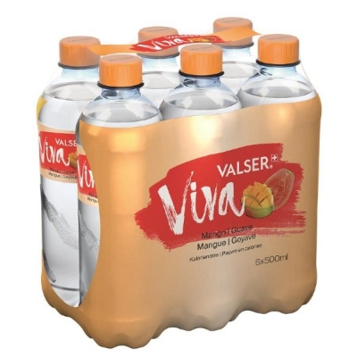 Valser Viva Mango & Guave EW 6x50 cl
