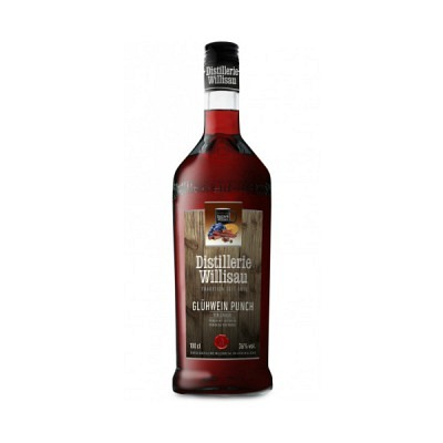 Glühwein-Punch 100 cl Original Willisauer