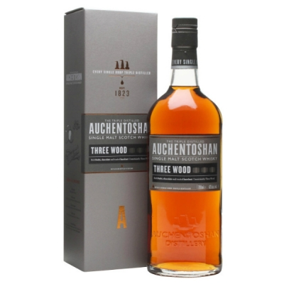 Auchentoshan Three Woods 70 cl