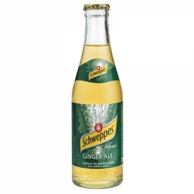 Schweppes Ginger Ale MW 20 cl