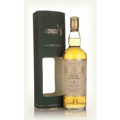 Balblair Whisky, 10 y 70 cl Highland Sin..