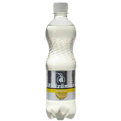 Rhäzünser Plus Zitrone EW 50 cl