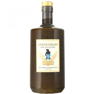 Säntis Cream Swiss Highlander 70 cl
