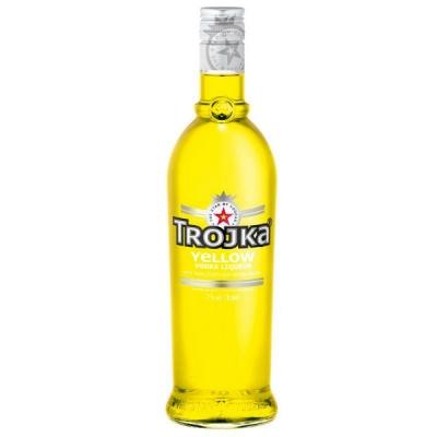 Trojka Yellow Vodka 70 cl