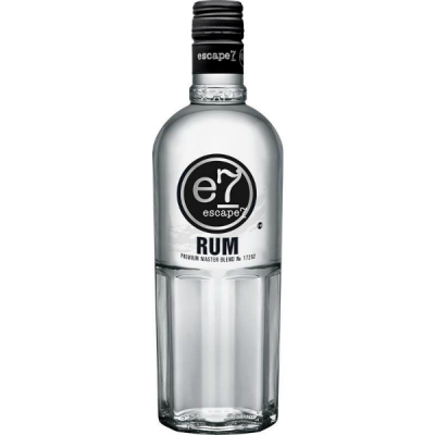 Escape 7 Rum weiss 70 cl