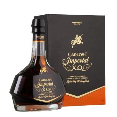 Carlos Brandy Imperial XO 70cl