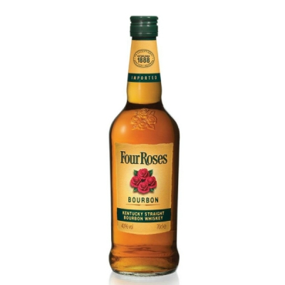 Four Roses  Whisky 75 cl Bourbon