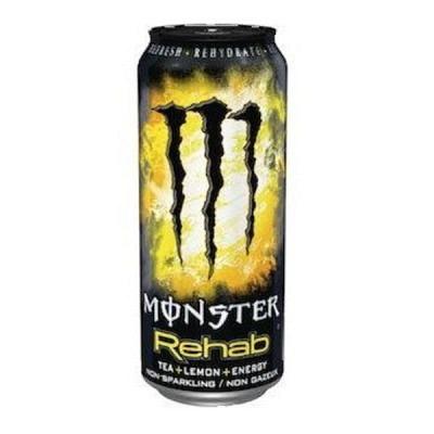 Monster Energy Rehab Dosen 355 cl