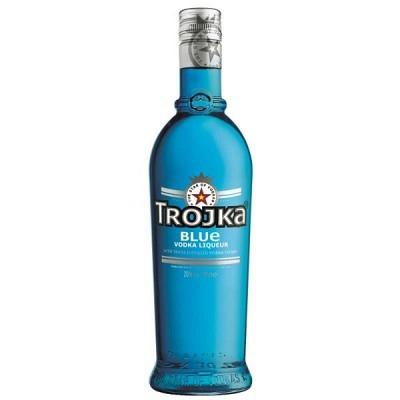 Trojka blue Likör 70 cl