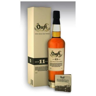 Öufi Swiss Single Malt Whisky Classic 70..