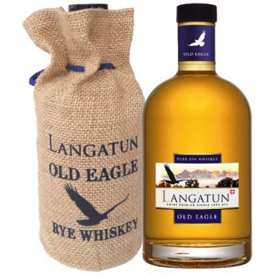 Langatun Old Eagle  44 % 50 cl