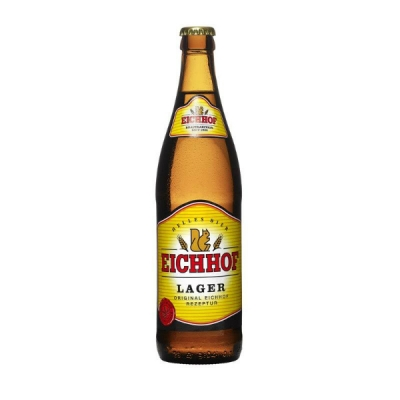 Eichhof Lager 10x50 cl
