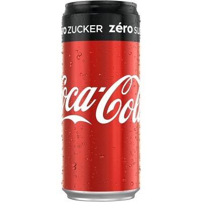 Coca-Cola zero Dose 6x33 cl