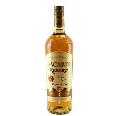 Bacardi Rum Reserva Anejo