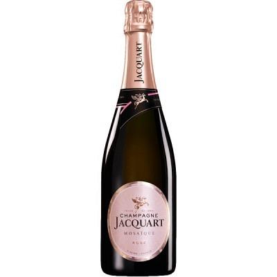 Champagne Rosé Jacquart BrutMosaique 75 cl
