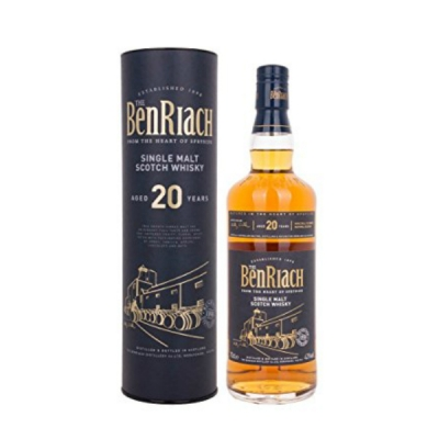 Benriach 20 yo, Speyside, 70 cl Single M..