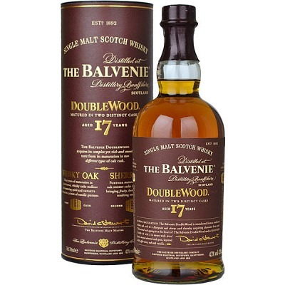 Balvenie Double Wood 17 y Single Malt