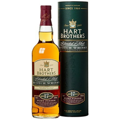 Blended Malt 17 y Port Finish, 70 cl Har..