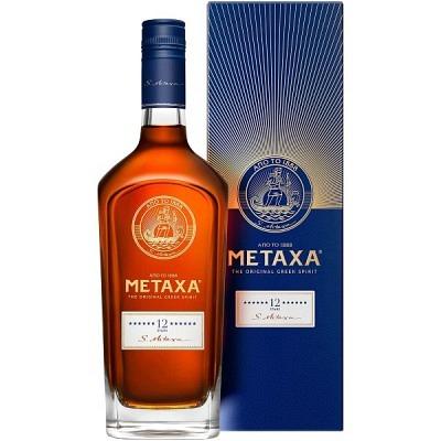 Metaxa 12 Stern Amphora 100 cl