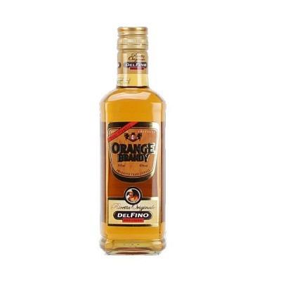 Orange Brandy DelFino 35 cl pour Flamber..