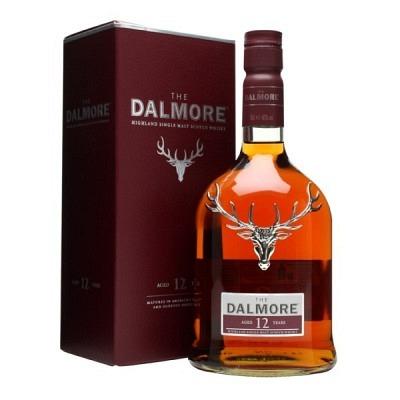 Dalmore 12 y, 70 cl