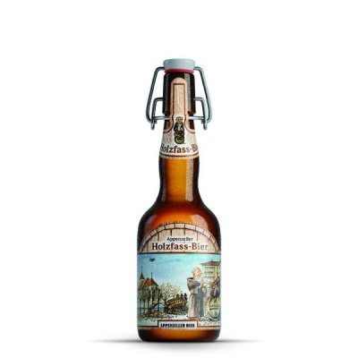 Appenzeller Holzfass Bier MW 33 cl