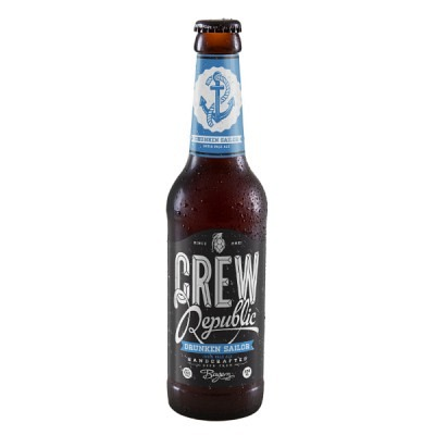 Crew Republic Drunken Sailor 33 cl EW