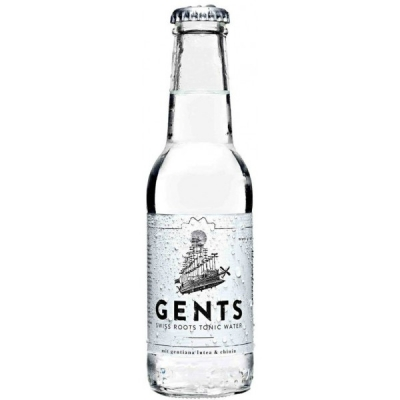 Gents Swiss Roots Tonic Water EW 20 cl